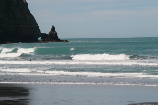 Surf Report South Beach Wanganui